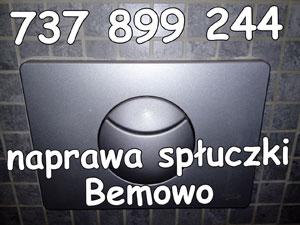 naprawa spłuczki Warszawa